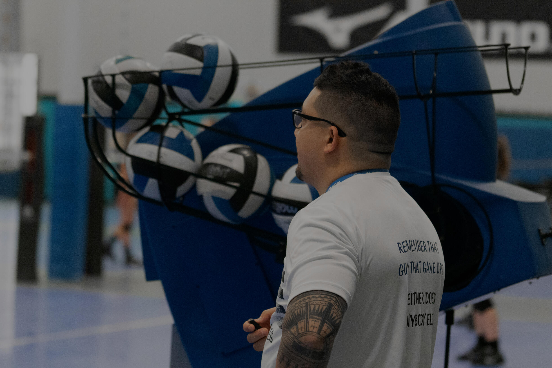aircat volleyball team drills