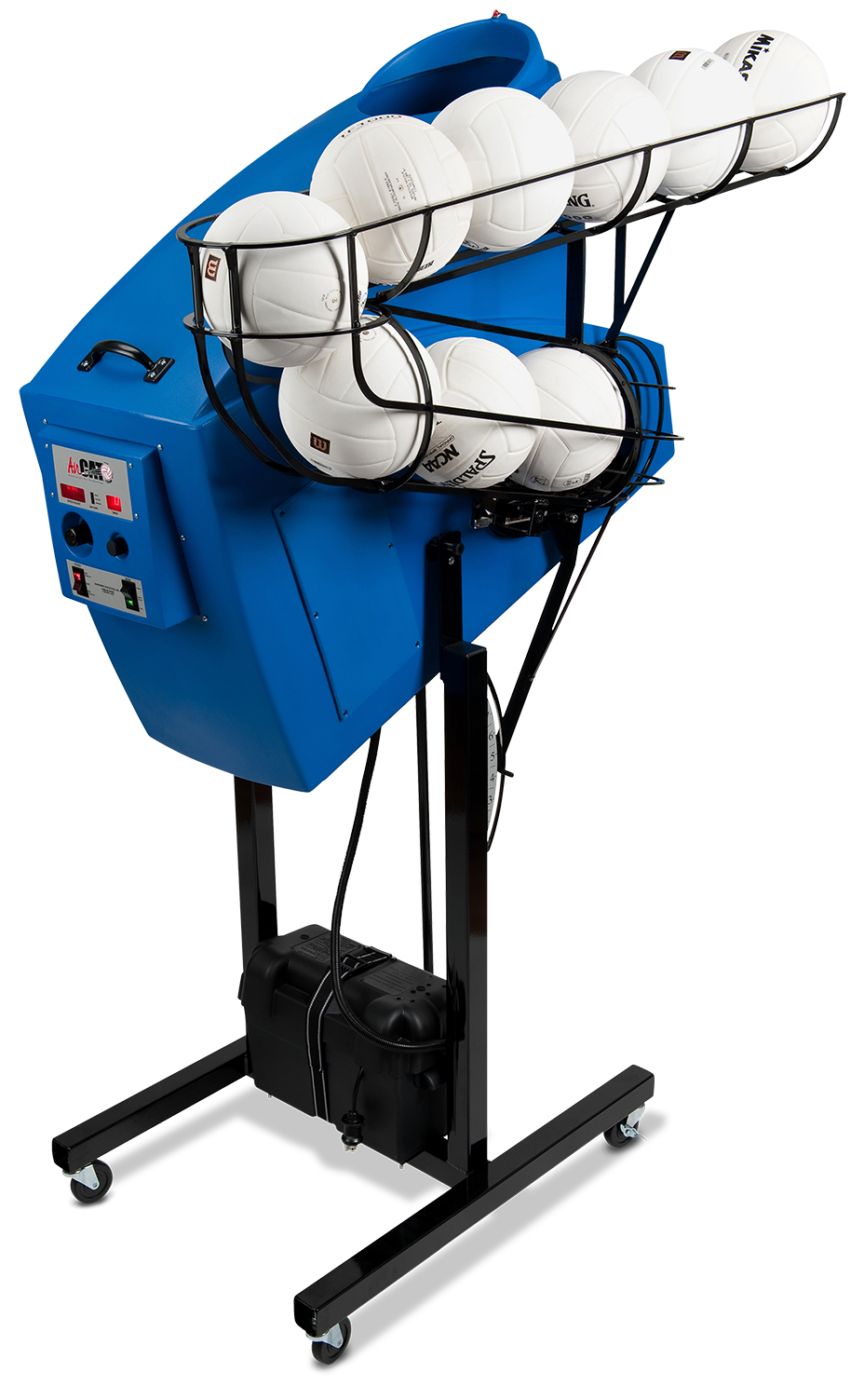 AirCAT Volleyball Drill Machine